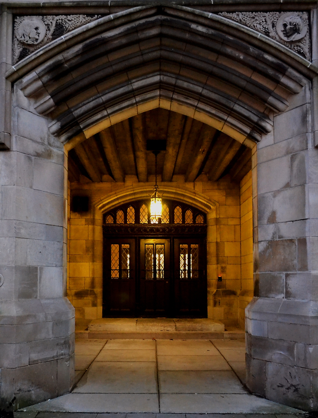 Open the Door | University of Chicago | Main Quad | Hyde Park, Chicago |