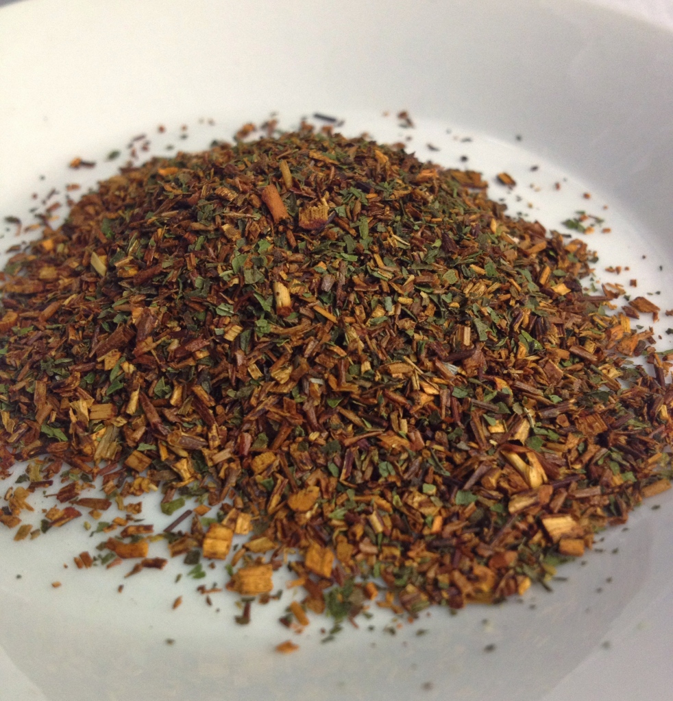 Peppermint Rooibos Tea - Rishi Tea