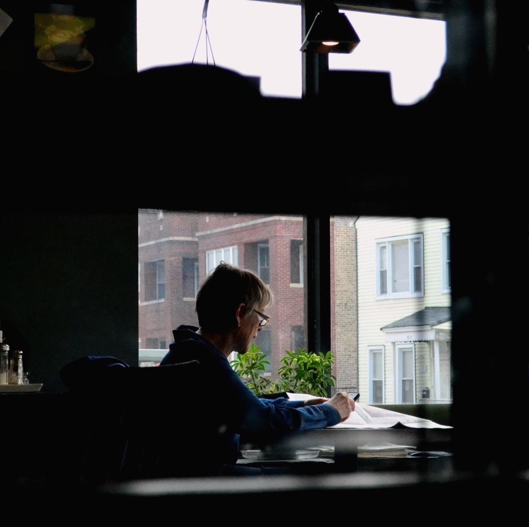The Reader | Avondale, Chicago |