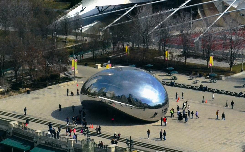 Cloud Gate at Millennium Park | Chicago |