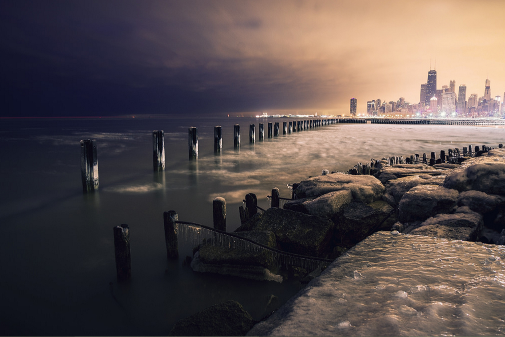 Mood Swings by the Lake Shore. Photo: Brian P