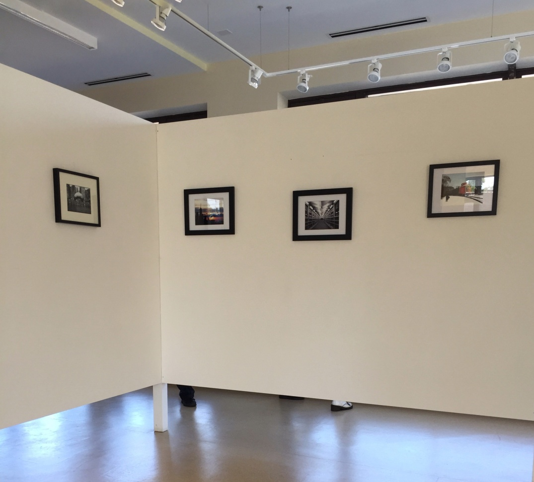 Some of my pictures at the Hairpin Arts Center
