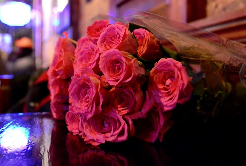 Roses for Jill